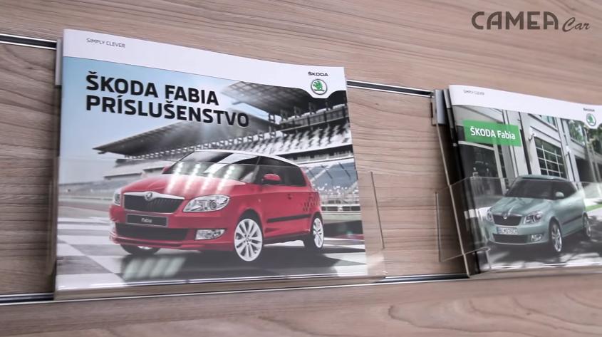 Camea Car - prezentácia predajne